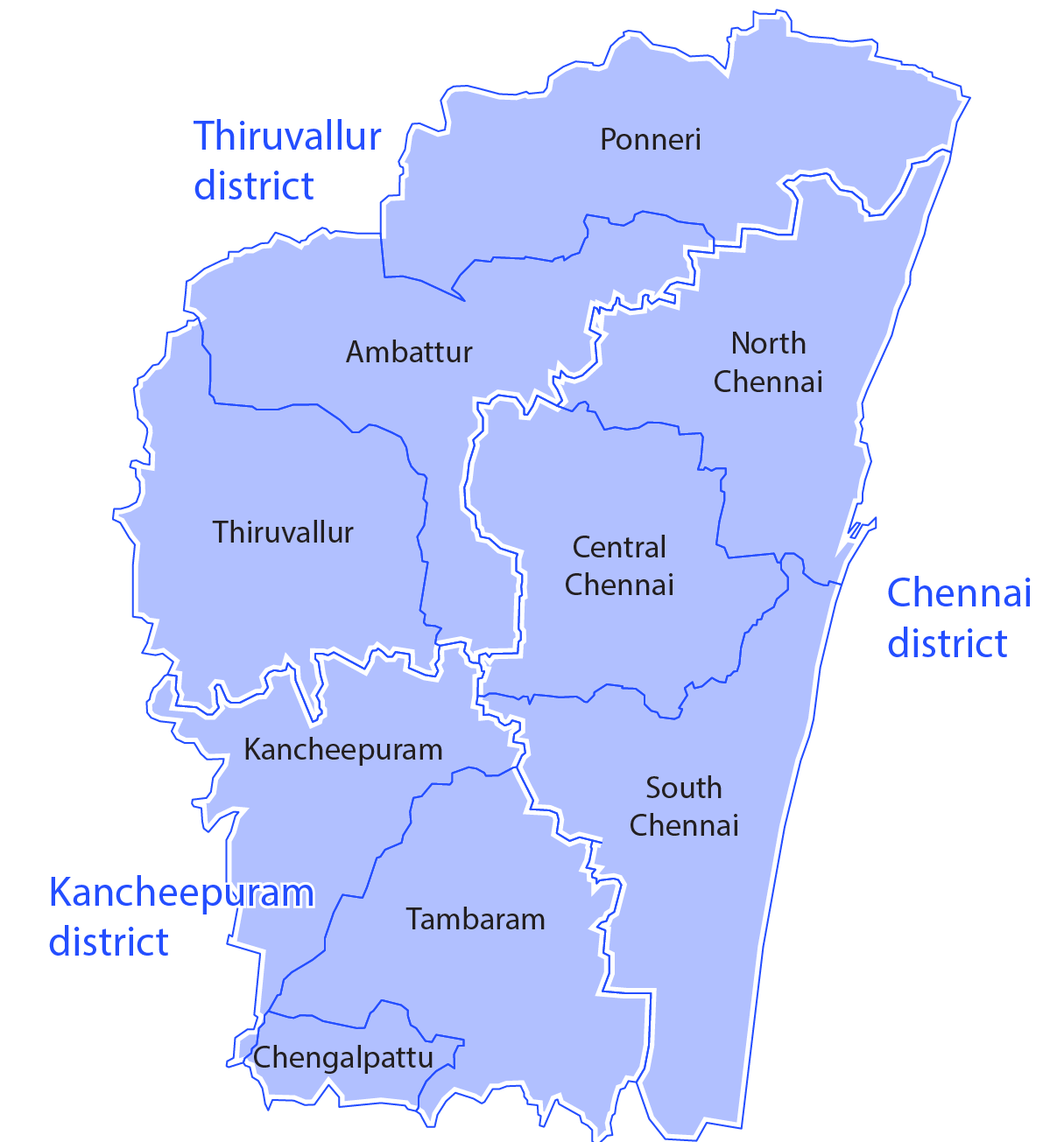 Speculation on Property in Chennai: Location Chrompet