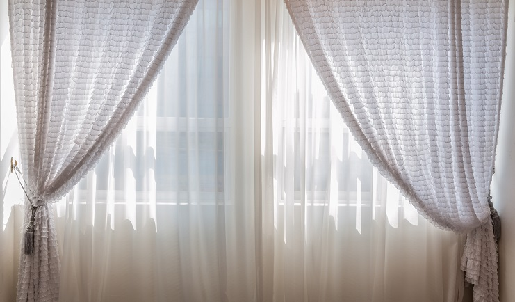 3 Curtain Fabrics best suited for Flats in Chennai