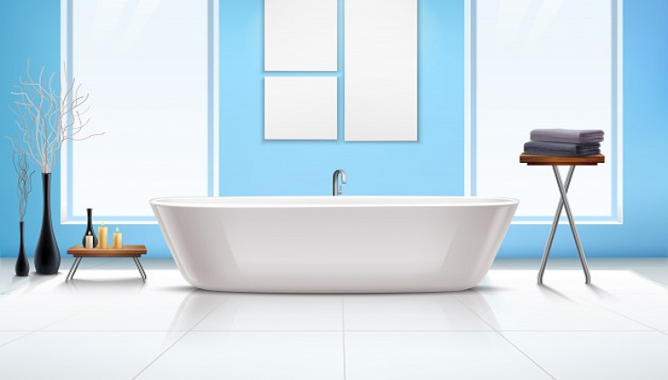 4 Best Cost-effective Bathroom Flooring Ideas