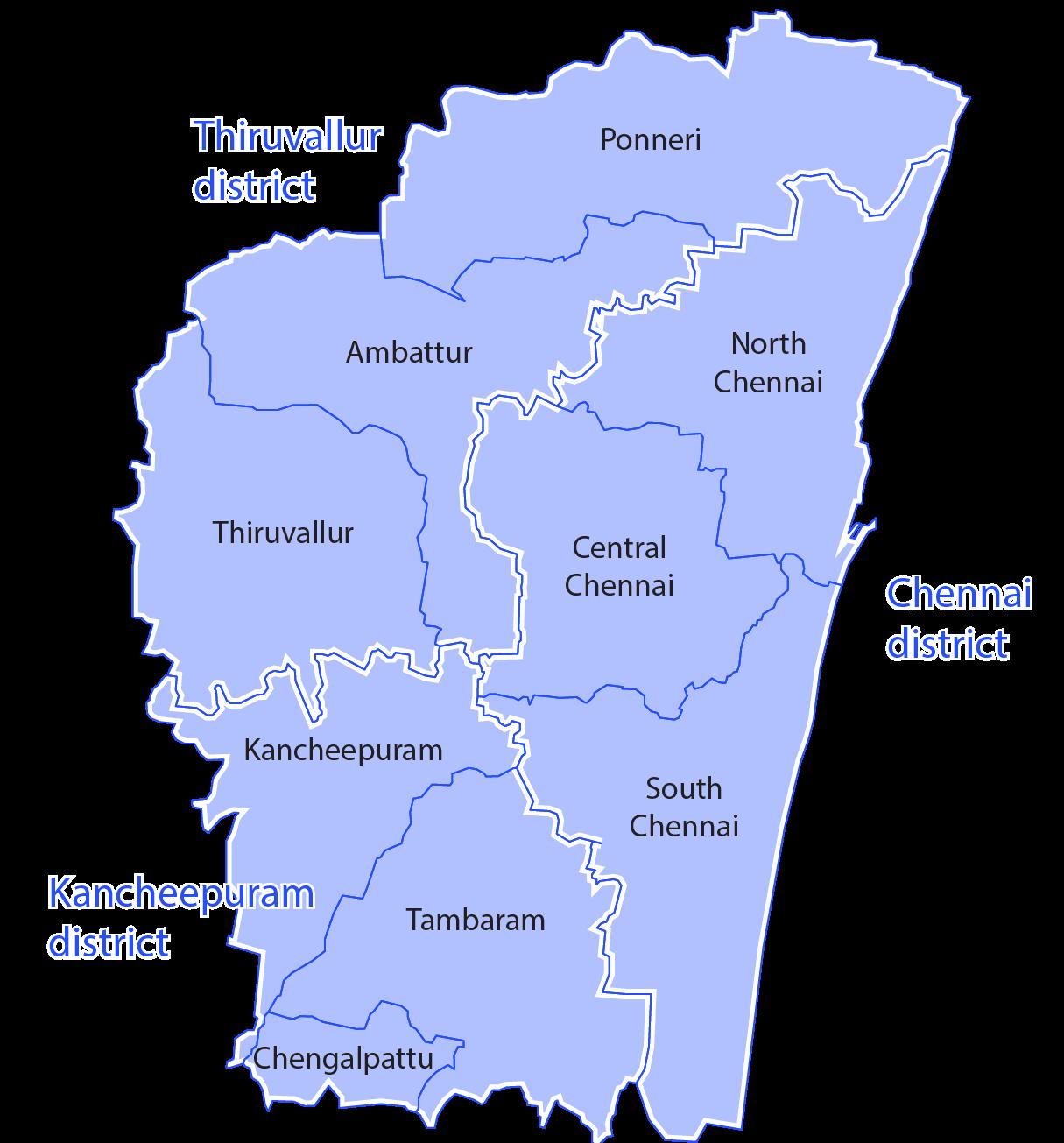 Speculation on Property in Chennai: Location Thaiyur