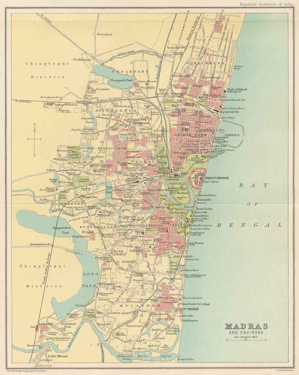 Speculation on Property in Chennai: Location Manapakkam