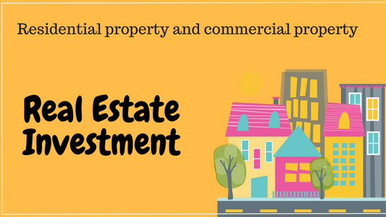 Differences: Residential property & commercial property