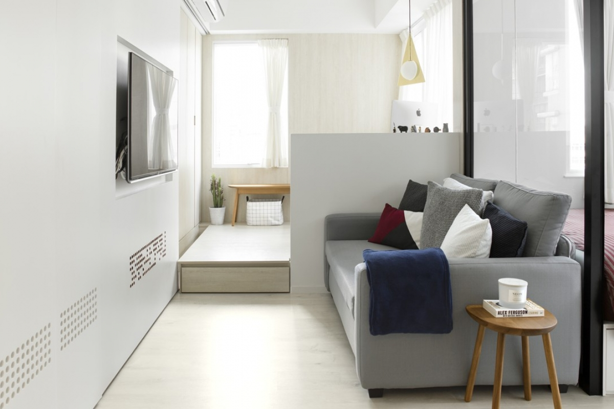 Innovative tips to make your small apartment look bigger
