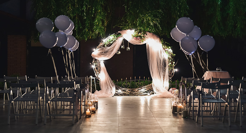 Plan A Breathtaking Wedding In Your House with This Checklist!