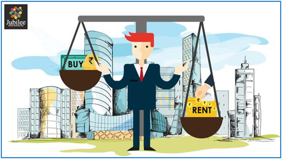 Five Prime Factors to Consider While Renting or Buying Homes