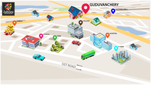 Guduvanchery- The Ideal Real Estate Investment Hub